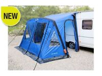 AIRO 350 LIGHTWEIGHT INFLATABLE PORCH AWNING (AS NEW)