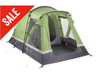 Hi Gear Aura 3 : 3 man tent standing height with porch area