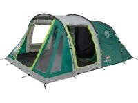 Brand New Coleman Mosedale 5 Tent