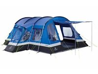 Hi Gear Frontier 6 Premium Family Tent, perfect condition with extras
