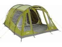Vango Icarus 500 bundle including tent, awning, footprint and carpet