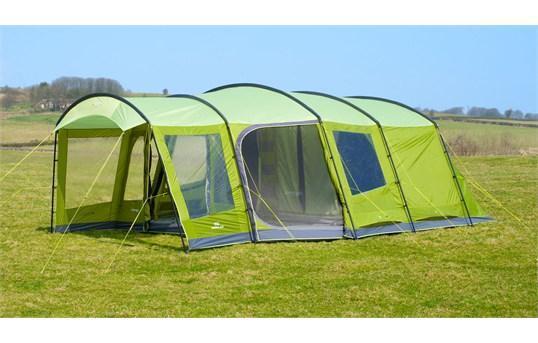Vango Nadina 600 Family Tent 6 Person Berth In Wootton