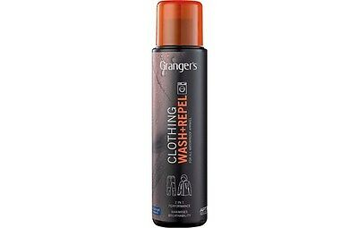 Grangers 2 in 1 Wash Repel Cleaner and Proofer 300ml Gore-Tex,Event Waterproofer