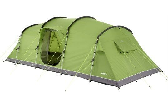 HI GEAR SPIRIT 6 / 6 BERTH FAMILY TENT AND ALL ACCESSORIES  sc 1 st  Gumtree : hi gear 6 berth tent - memphite.com
