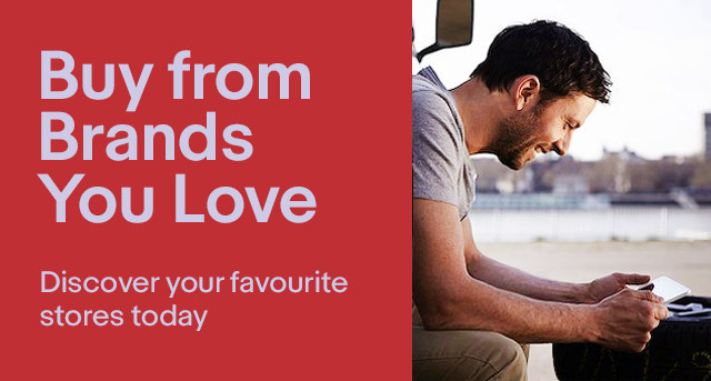 Buy from the brands you love. discover your favourite stores today