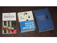 French and IT books