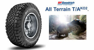 BFGoodrich All-Terrain T/A K02 SPECIAL - WHEELSCO