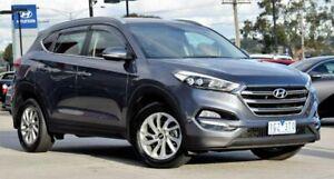 2016 Hyundai Tucson TLE Elite AWD Grey 6 Speed Sports Automatic Wagon Ferntree Gully Knox Area Preview