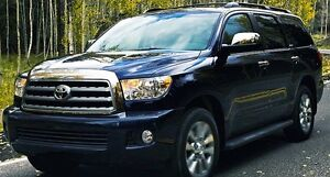 Searching for a Toyota Sequoia