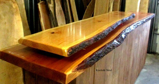 Live Edge Wood Slabs For Bar Tops Tables Mantels Guelph
