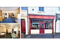 Former Library & Art Cafe | E LICENSE: CAFE RESTAURANT SHOP | Bowes Street, Blyth | C1208