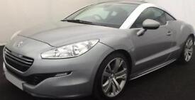Peugeot RCZ 1.6 ( 200bhp ) 2013 2.0 HDI GT SPORT FROM £67 PER WEEK!