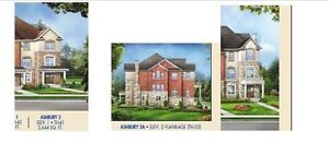 Brand new Executive never lived in End unit in Oakville