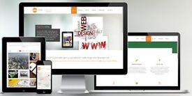 Cheap web design | Professional | From £195 | 50% off | WORDPRESS | DRUPAL