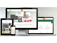 Cheap web design | Professional | From £195 | 50% off | WORDPRESS | DRUPAL