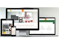 Bespoke web design   From £195   50% off   LOGO   BRANDING   WORDPRESS   DRUPAL