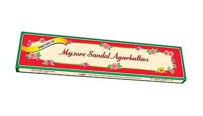 Ароматизированные палочки, благовони Mysore Sandal Agarbathi