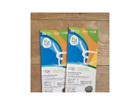 Rio Olympics pair of Artistic Gymnastics tickets 6th August