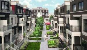 Urban Townhouse 1000 sq ft -2 bdrm +den In Minto 647-779-6347