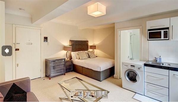 Fantastic studio flat in a wonderful building in the heart of Chelsea