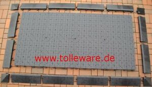 Kunststoff Bodenplatten  1 qm TOP-Produkt aus Deutschland - keine China-Ware !