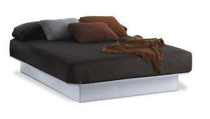PLATE FORME de lit BASE de lit neuve  SP??CIAL blanc ou noir