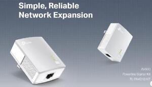 tp-link AV600 Powerline Starter Kit - TL-PA4010 KIT