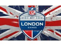 NFL London Tickets - Prime Seats