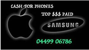 Wanted: CASH FOR iPHONE 7 and 7plus , iPADS, SAMSUNG-BRAND NEW- C Coopers Plains Brisbane South West Preview