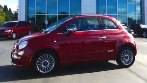 2012 Fiat 500c Lounge Model - Coupe (2 door)