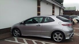 Honda Civic 1.8 i-VTEC Type S GT Hatchback 3dr Panoramic Roof
