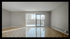 3 ½ 1-br apt available from Dec 1st completely Furnished