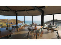 Bar & Wait Staff - Devon/Cornwall - Summer Season