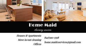 Cleaning Services in Markham area!