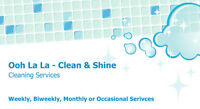Ooh La La - Clean & Shine Cleaning