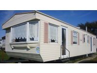 Littlesea 3 bedroom caravan 5 to 9 September