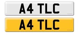 A4 TLC AUDI A4 CHERISHED REG