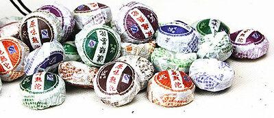 10 Pcs Puer Tea China Top-Grade Raw and Cooked Puerh Tuocha Slimming Mini Tea