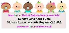 Mum2mum market Oldham