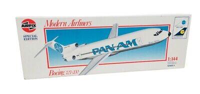 Airfix Boeing 727-200 Pan AM / Lufthansa Vintage Modellbausatz 1:144 NEU &OVP