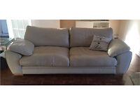 2 set Cream sofa