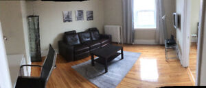 Furnished 2 Bedroom Apartment (Lease Transfer/ Sublet)
