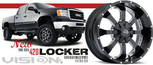 Wheels and Tires for GMC Sierra 1500, Sierra 2500, Sierra 3500