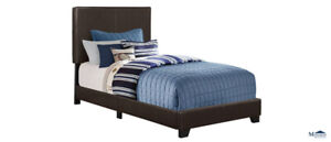 Twin Bed - Mattress included