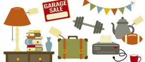 Garage Sale! Everything Must Go! This Sunday, Oct 21st 10am-2pm
