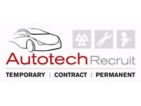 MOT Testers & Vehicle Technicians WANTED