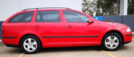 Skoda Octavia 2007 Wagon in great condition Baulkham Hills The Hills District Preview