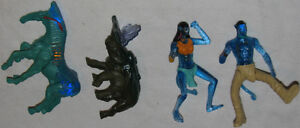 5 Pc Glowing Movie Avatar Action Figures (Lot # 2 & 3) London Ontario image 1