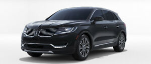 2017 Lincoln MKX AWD 4dr Reserve - Loaded Black on Black,