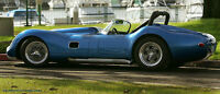 2016 Lister Chevrolet Roadster Convertible Exotic and Rare